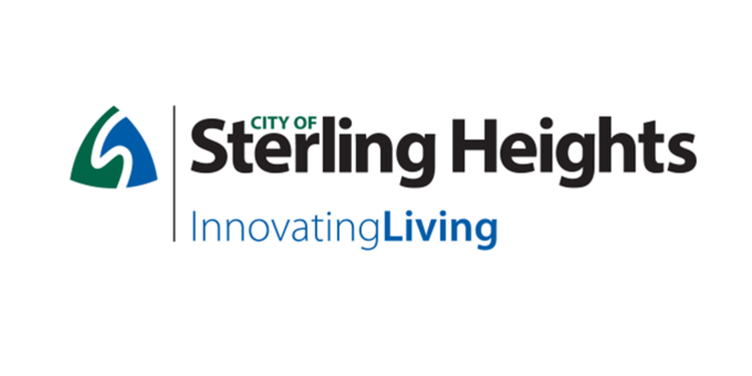 Logo for Sterling Heights, MI