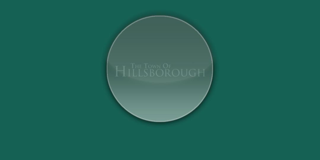 Logo for Hillsborough CA