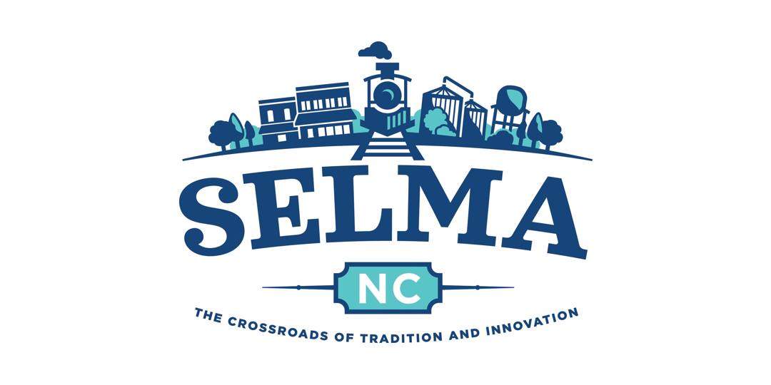 Logo for Town of Selma