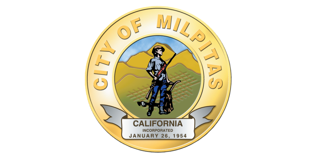 Logo for City of Milpitas