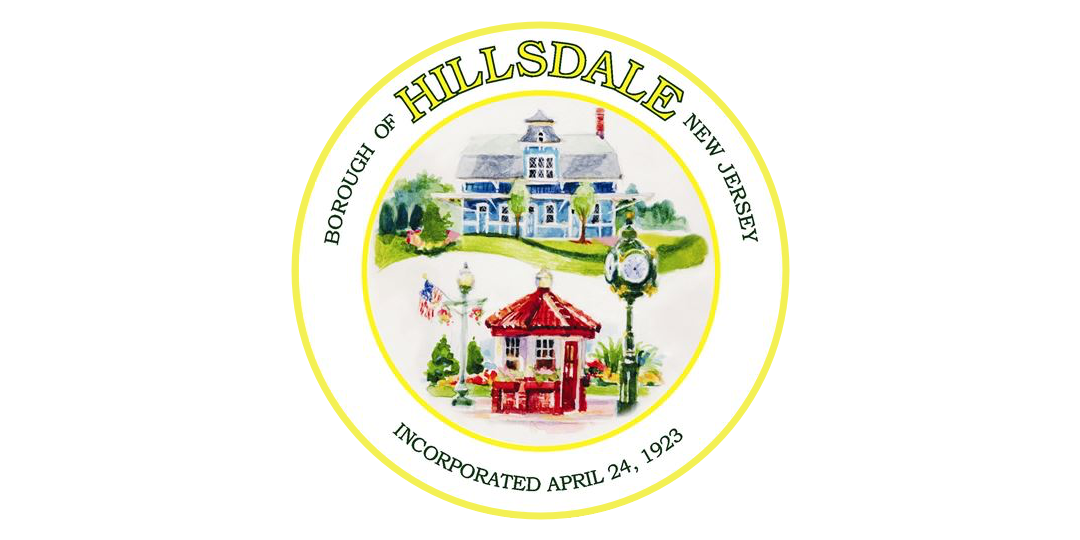 Logo for Borough of Hillsdale