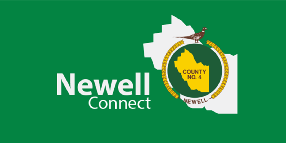 Logo for County of Newell