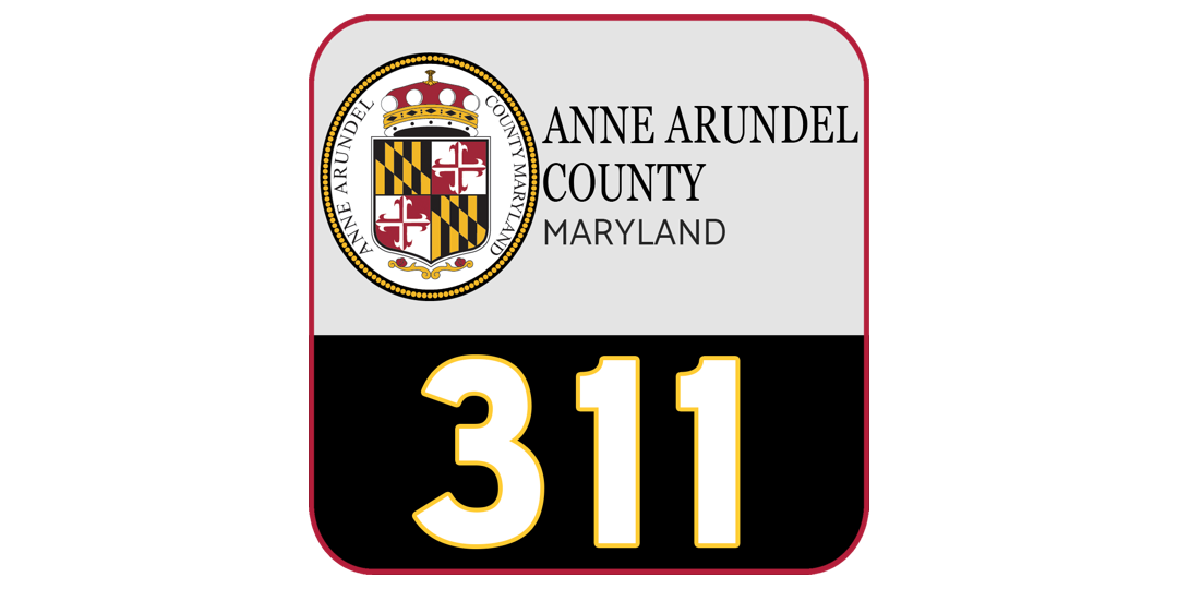 Logo for Anne Arundel County, MD