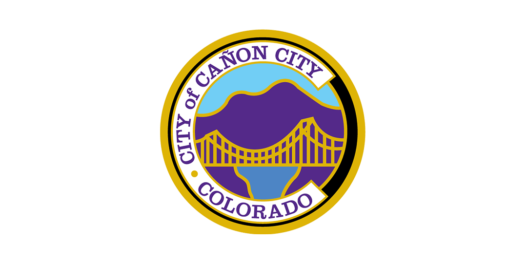 Logo for City of Canon City, CO