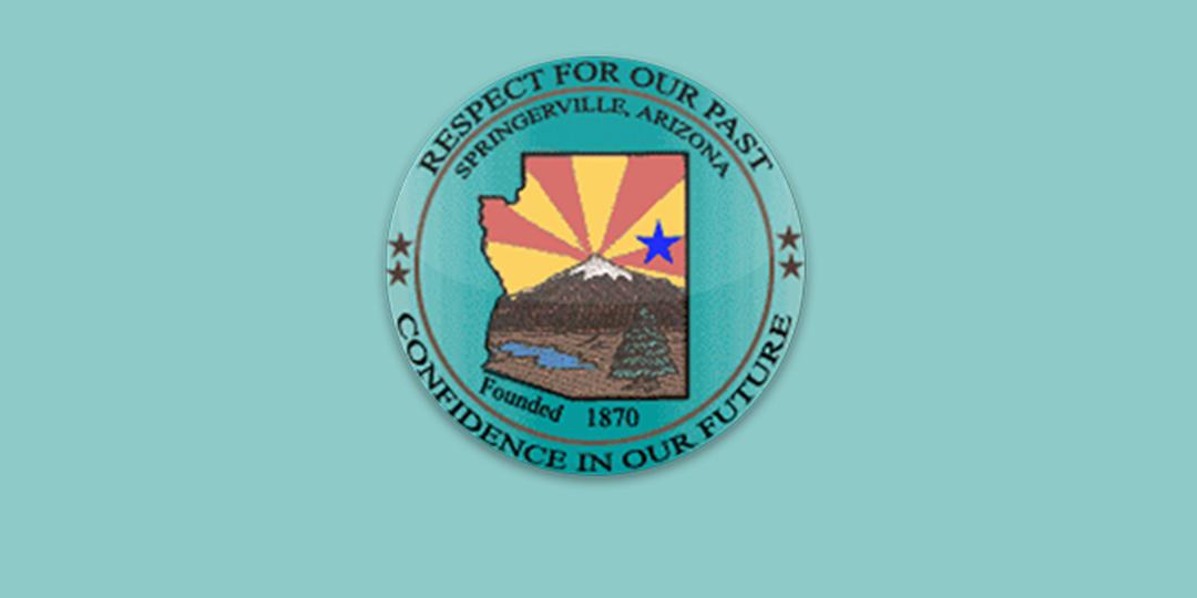 Logo for Springerville, AZ