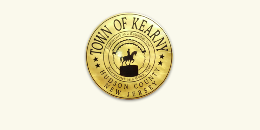 Logo for Town of Kearny, NJ