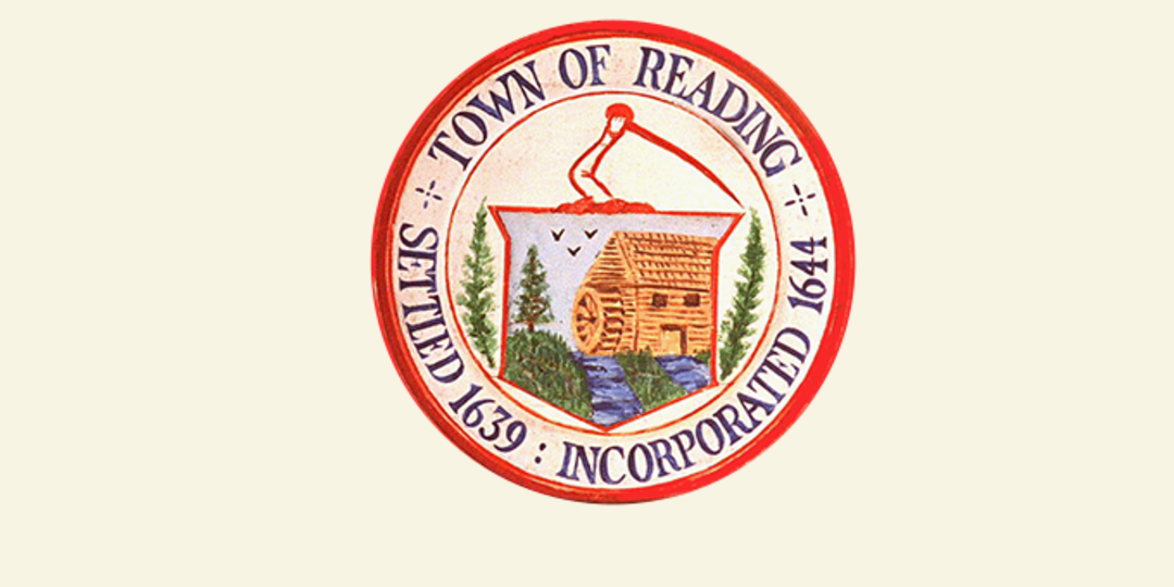 Logo for Reading, MA