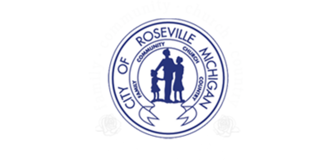 Logo for City of Roseville, MI