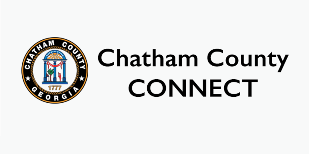 Logo for Chatham County, GA