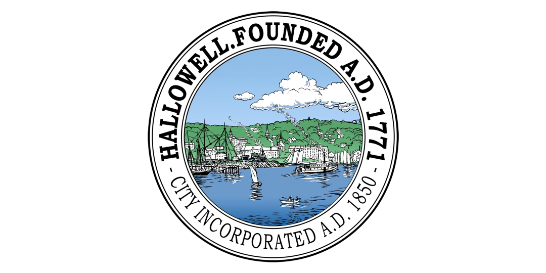 Logo for Hallowell, ME