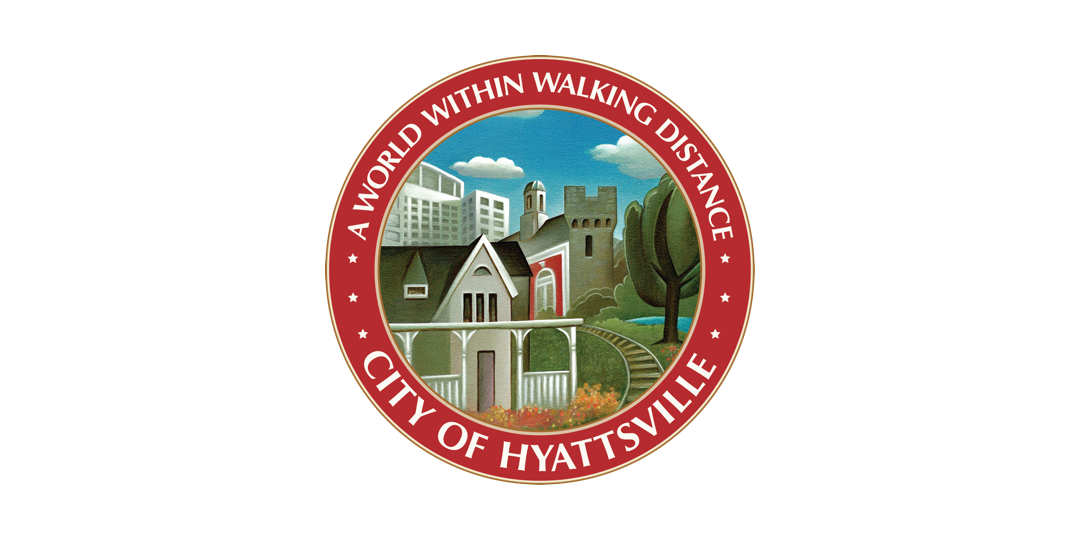 Logo for City of Hyattsville, MD