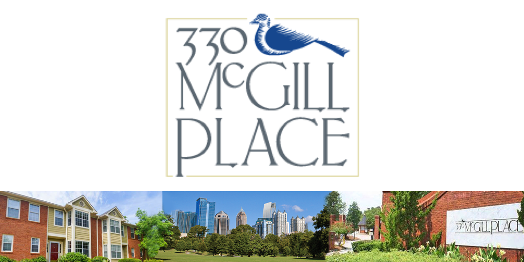 Logo for 330 McGill Place