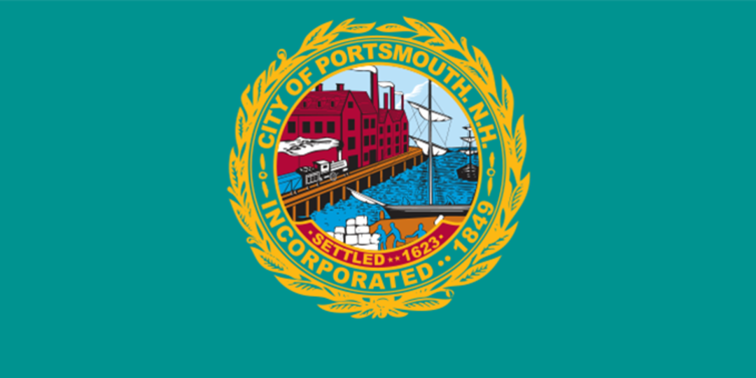 Logo for Portsmouth, NH