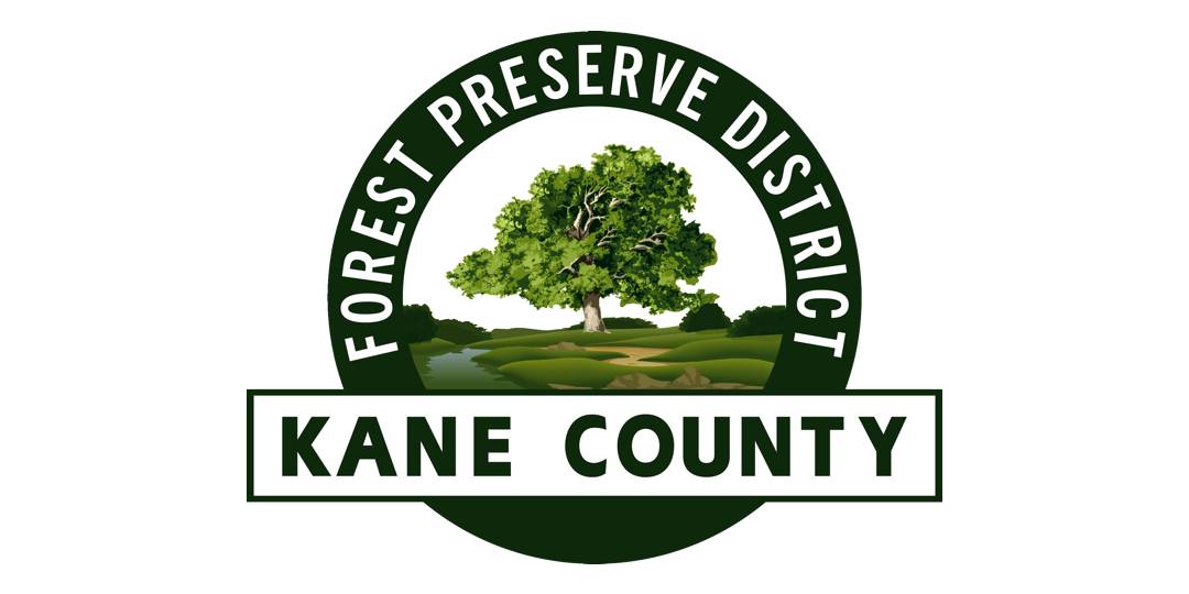 Logo for Forest Preserve District of Kane County, IL