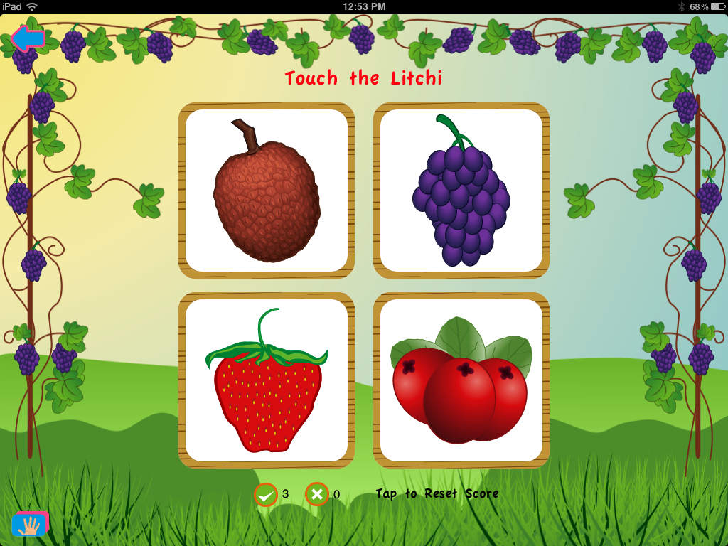 Solve Vegetable puzzles