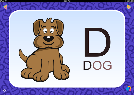 Language Learning Apps: ABC Alphabet Phonics for iPad and iPhone ...