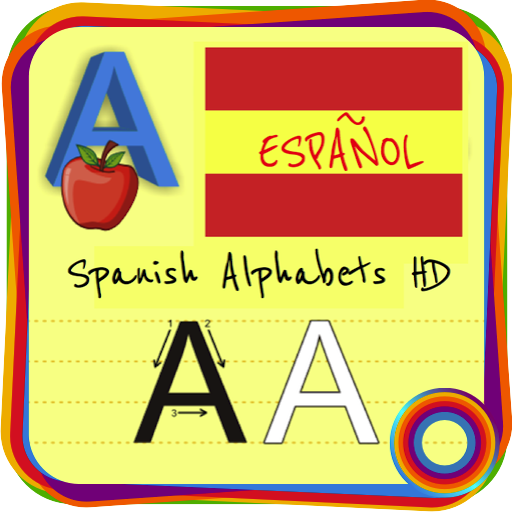 Language Learning Apps: Spanish Alphabet Phonics for iPad and ...
