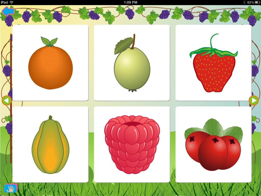 Solve Vegetable puzzles