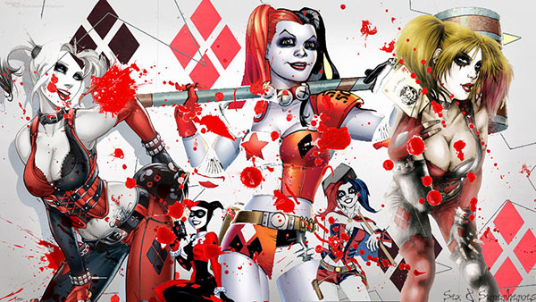 Harley Quinn Superhero