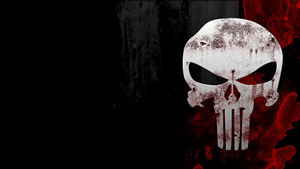 The Punisher Superhero