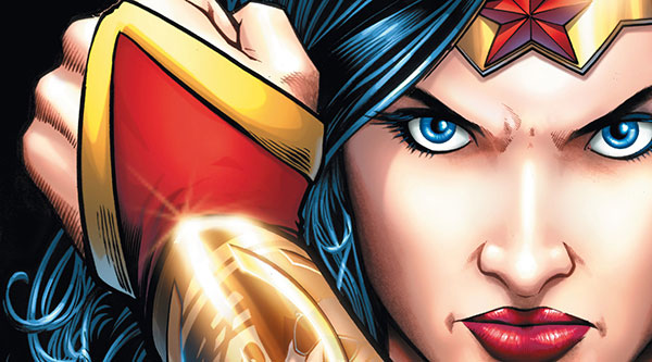 Wonder Woman Superhero