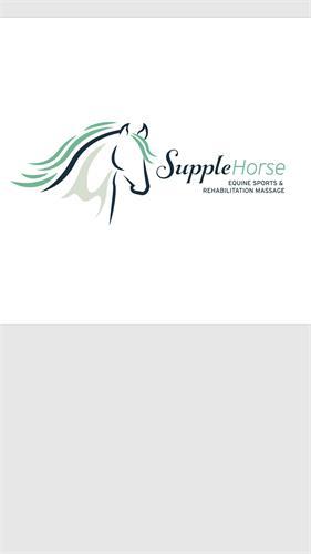 Supple horse equine sports & rehabilitation massage