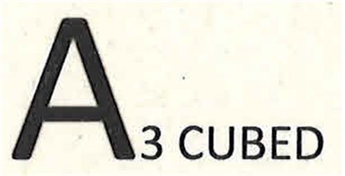 A3 CUBED