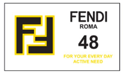 FF FENDI ROMA 48 For Your Every Day Active Need