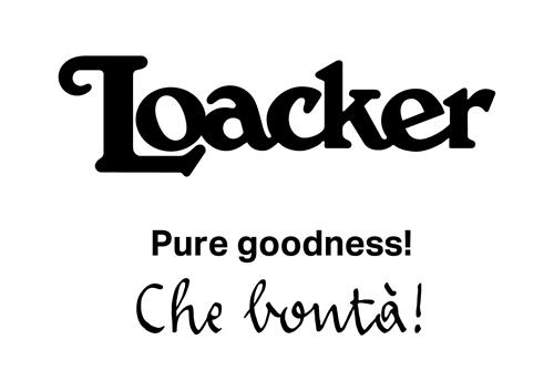 Loacker Pure goodness! Che bonta!