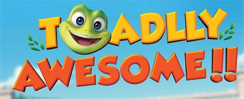 TOADLLY AWESOME