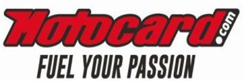 MOTOCARD.COM FUEL YOUR PASSION