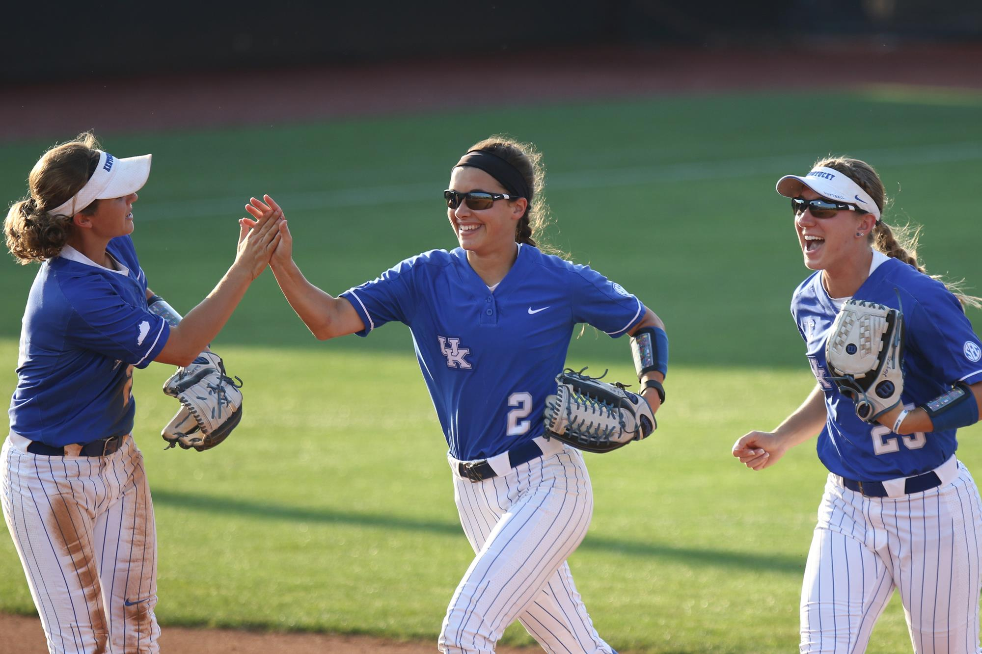 rachel lawson unveils 2018 kentucky softball schedule - university