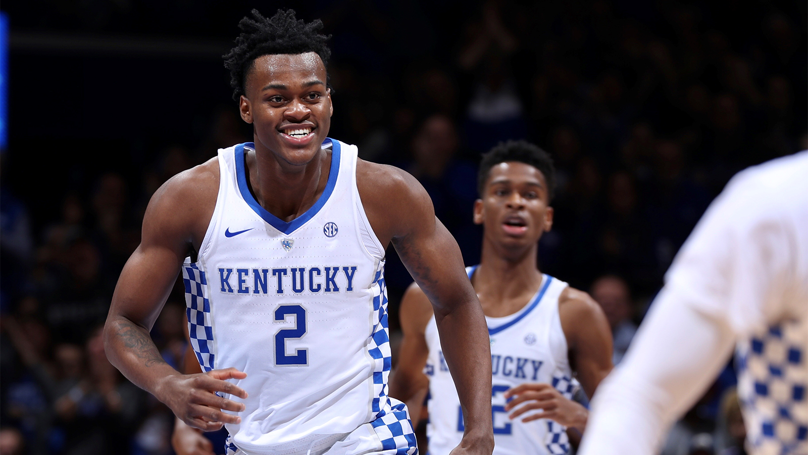fa26ff89e66a Jarred Vanderbilt - Men s Basketball - University of Kentucky Athletics