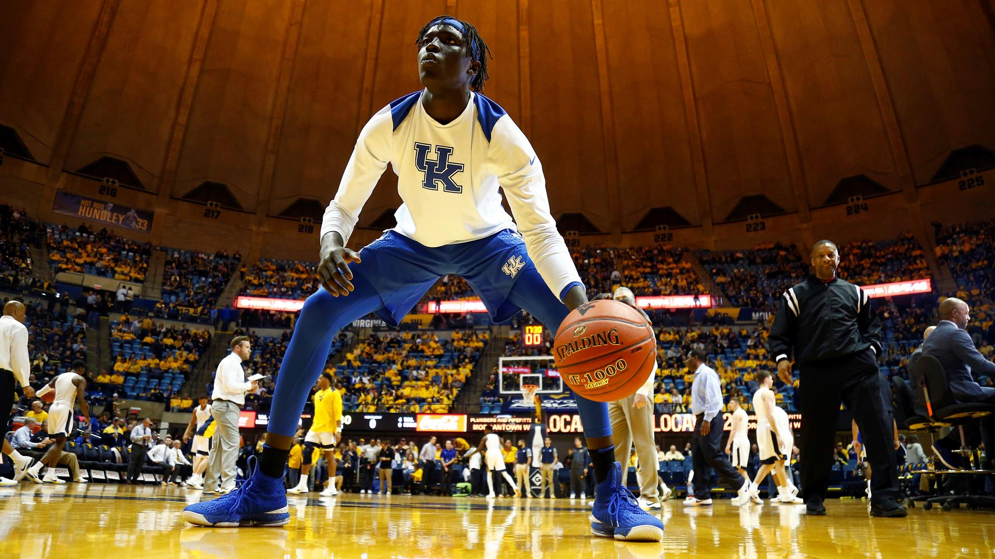 Wenyen Gabriel - 2016-17 Men\'s Basketball - University of Kentucky