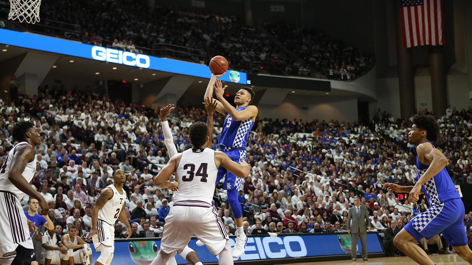 Kevin Knox - Men s Basketball - University of Kentucky Athletics e5f1230fc