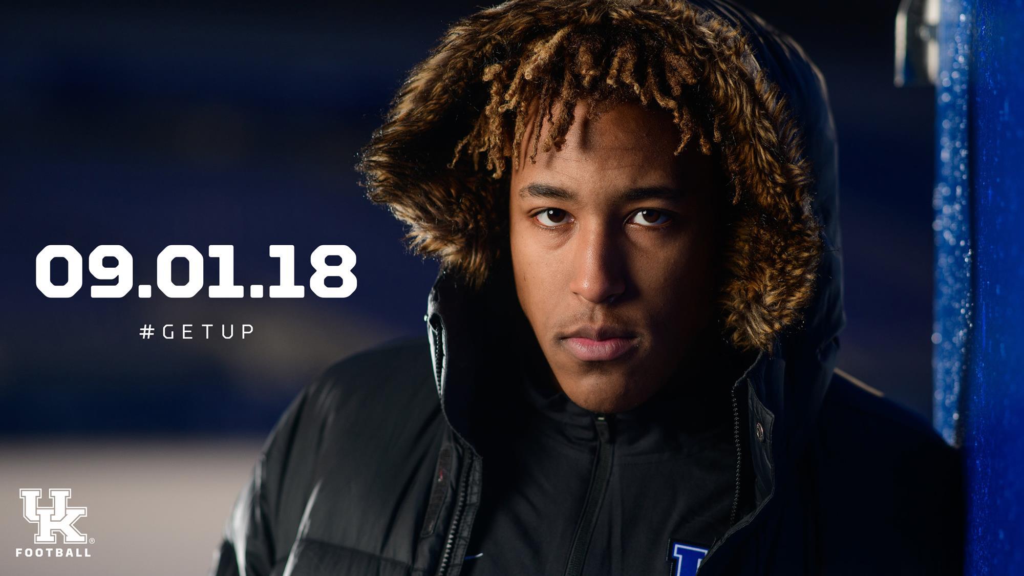 2018 Kentucky Football Super Bowl mercial – Get Up University