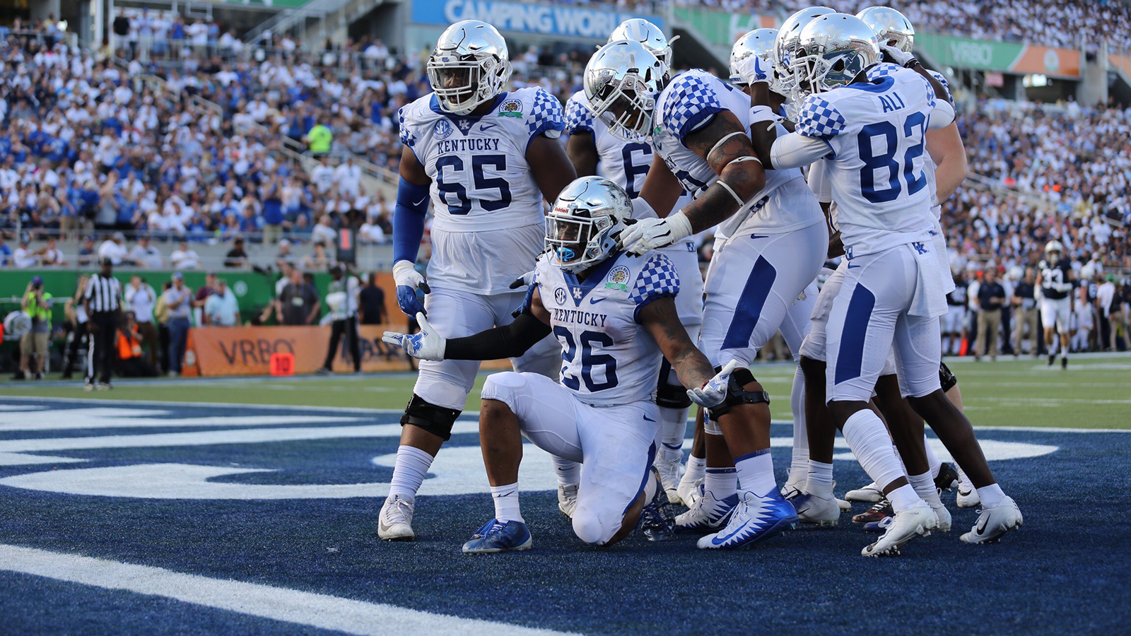 Picture-Perfect Ending: Kentucky Tops Penn State in VRBO ...