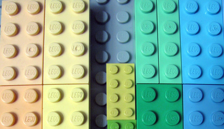lego blocks, dependency management