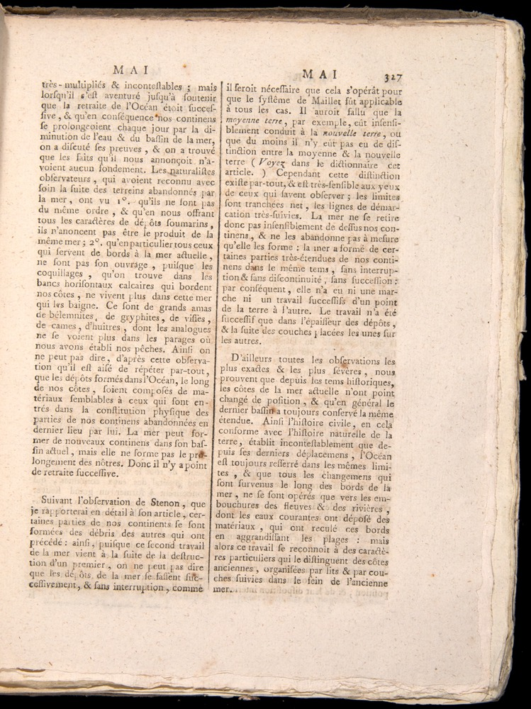 Image of EncyclopedieMethodique-GeographiePhysique-1794-v1-pt1-327