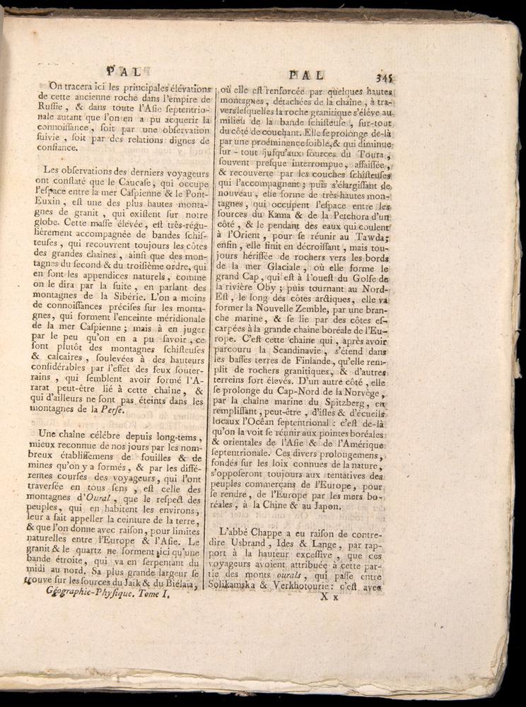 Image of EncyclopedieMethodique-GeographiePhysique-1794-v1-pt1-345