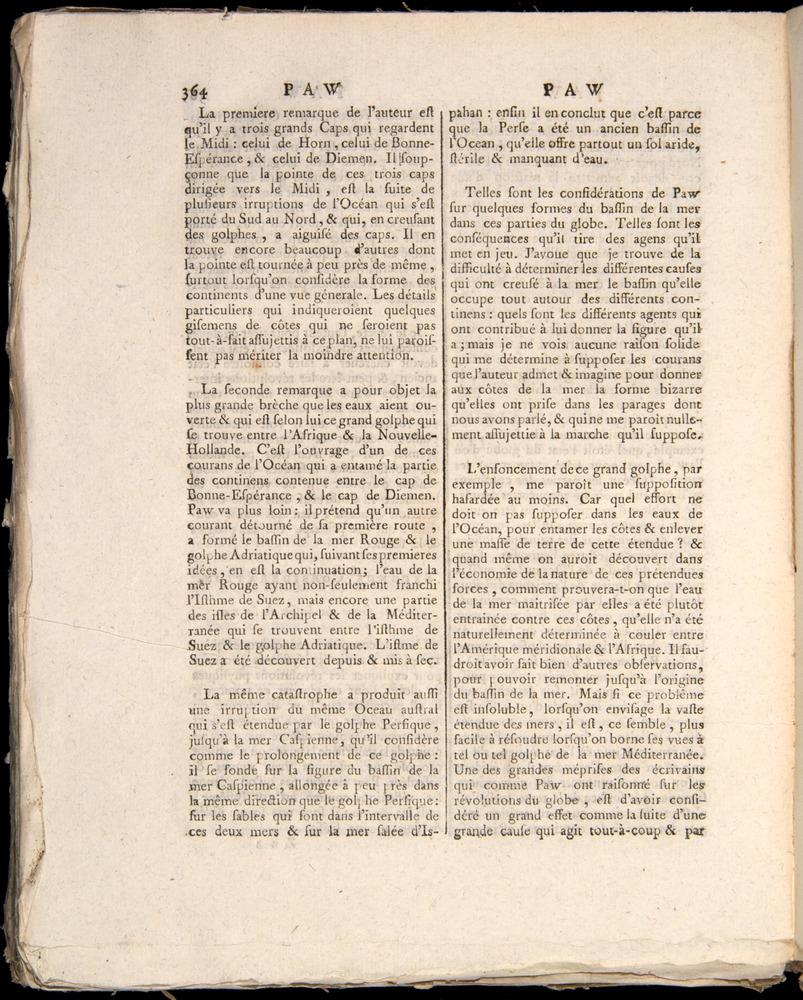 Image of EncyclopedieMethodique-GeographiePhysique-1794-v1-pt1-364