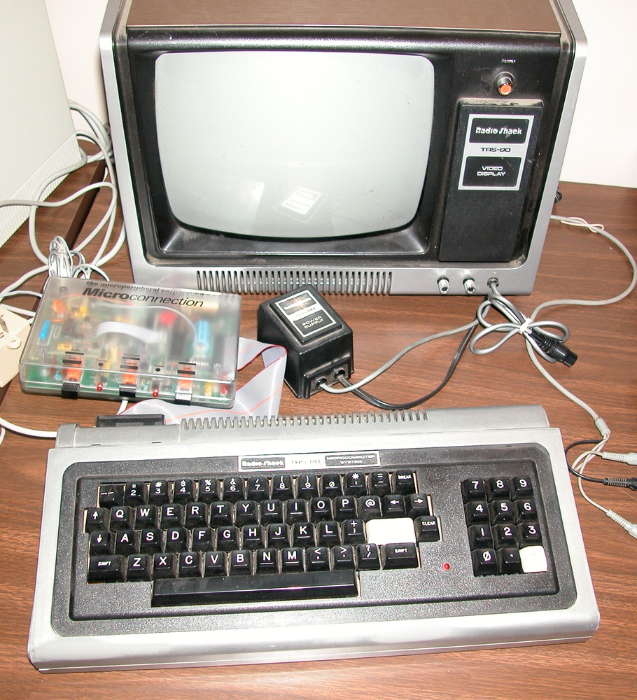 Image of Computers-RadioShack-TRS80