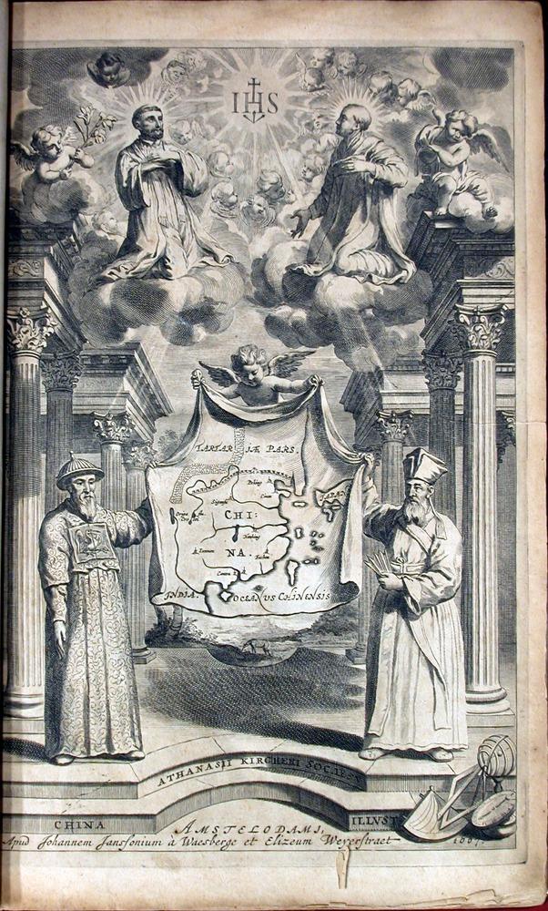 Image of Kircher-1667-pl-1