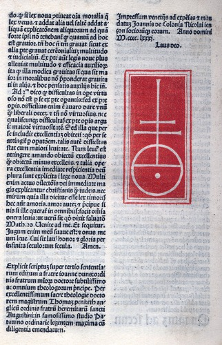 Image of DunsScotus-1481-det-colophon2