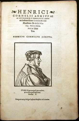 Image of Agrippa-1583-000tp