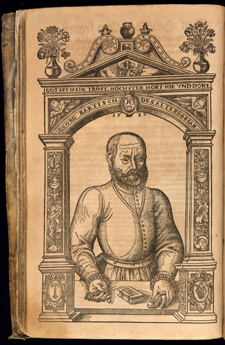 Image of Bartisch, 1583
