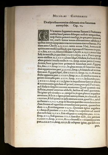 Image of Copernicus-1543-145v