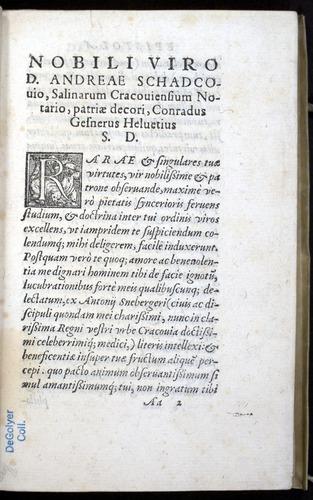 Image of Gesner-1565a-0000-z01r