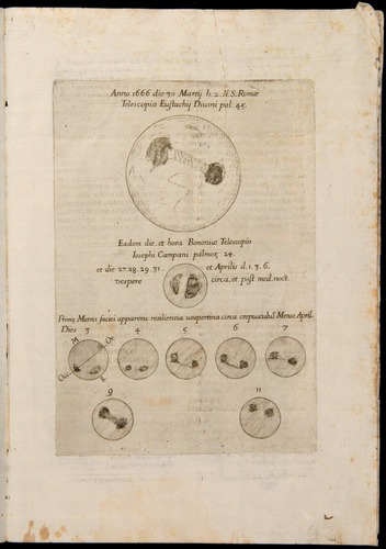 Cassini, De aliis (1666)