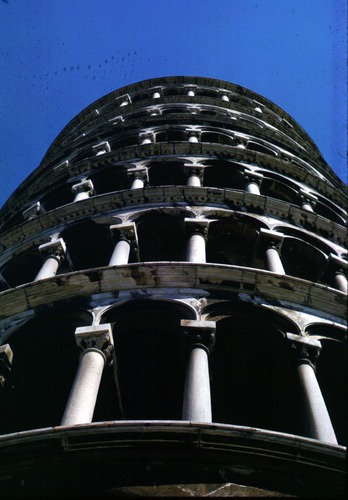 Image of Galileo-Roller-Pisa-LookingUp